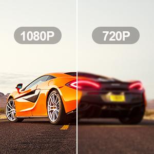 1080P FHD