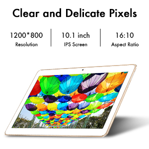 10.1 inch tablet
