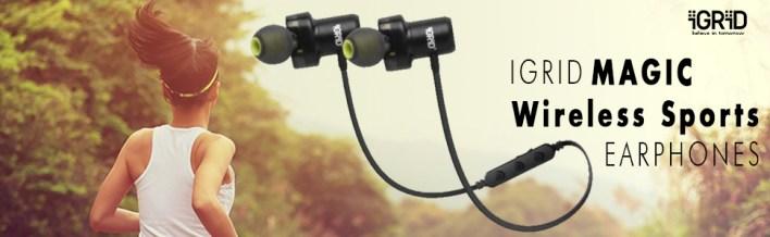 magic wireless headphones, bluetooth earphones, handsfree set