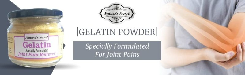 aa1416e5 6434 4e5b a184 9bcc809d41e2. CR0,30,970,300 PT0 SX970   - Nature's Secret Gelatin Specially Formulated For Joint Pain Reliever -200Gm