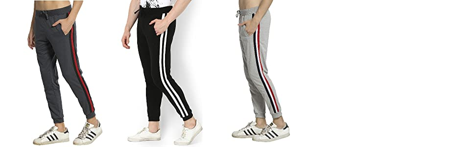 Side Taping Track Pant