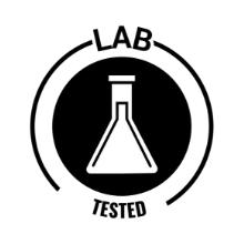 Lab tested nutraze