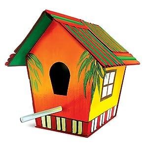 diy bird house, do it yourself, craft activity, hobby ideas, hobby