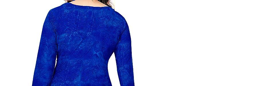 Patiala Patiyala Churidar dress material for women unstitched