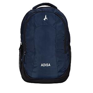 Adisa backpack laptop branded