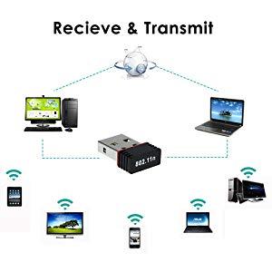 mini wifi adapter for pc, mini wifi receiver for pc, wifi adapters for laptop, wifi adapters linux