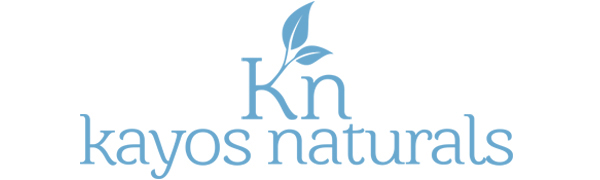 kayos naturals logo