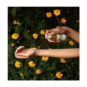 Luxury oil essential oil