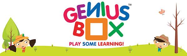 genius box , educational toys, educational toy, educational kit, learning toy, learning kit, stem