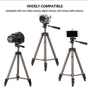 syvo 3110 tripod for mobile gopro camera dslr