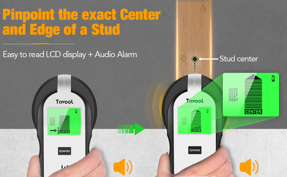 stud finder wall scanner