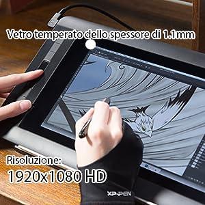 XP-PEN tavoletta grafica artist 12