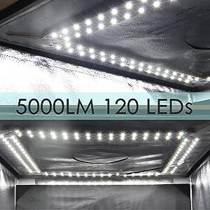 120 pezzi LED 50W 5000LM