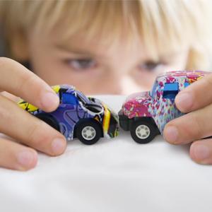 macchinine giocattolo per bambini