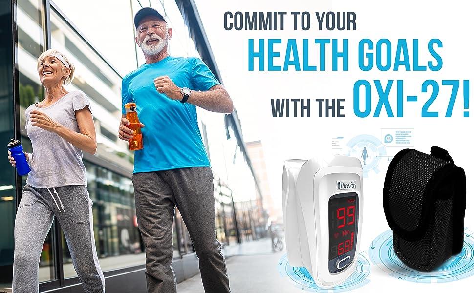 oximeter finger
