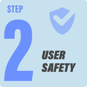 iWALK2.0 User Safety