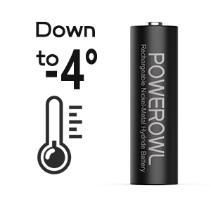 aa batteries rechargeable
