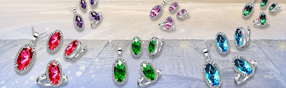 women jewelry set