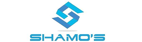 shamos cases logo