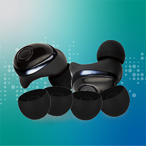 bluetooth wireless headphones earbuds ear headset sport earphones stereo noise cancelling with mic