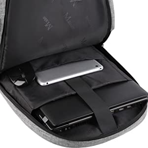 Separate Laptop Compartment