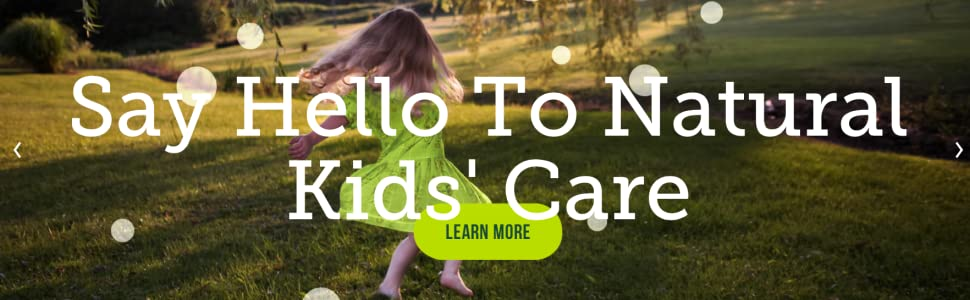 Hello to Natural Kids Care