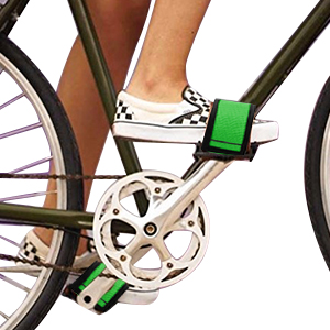 Bike Pedal Straps
