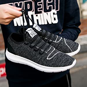 Sport Running Shoes for Men Athletic Shoe Volleyball Shoes Tennis Shoe Breathable Training