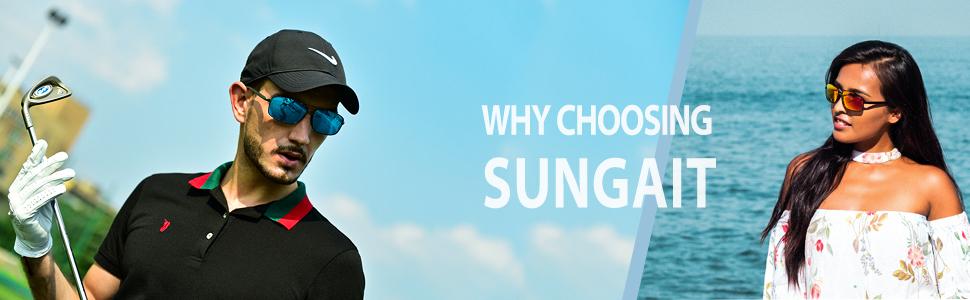 Why choosing SUNGAIT