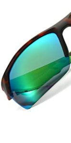 Polarized Sports Sunglasses for Cycling Fishing Driving UV Protection