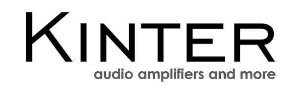 KINTER audio amplifiers and accessories