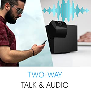 Two-way Audio on your Phone