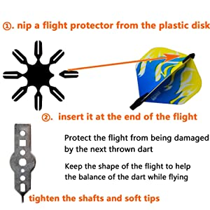 flight protector and tool kit