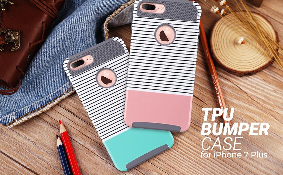 iphone 7 plus slim fit protective case