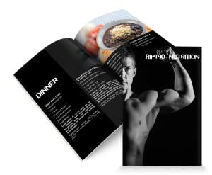 RIPT90: 90 Day 14-DVD Workout Program with 14 Exercise Videos Training Calendar 14