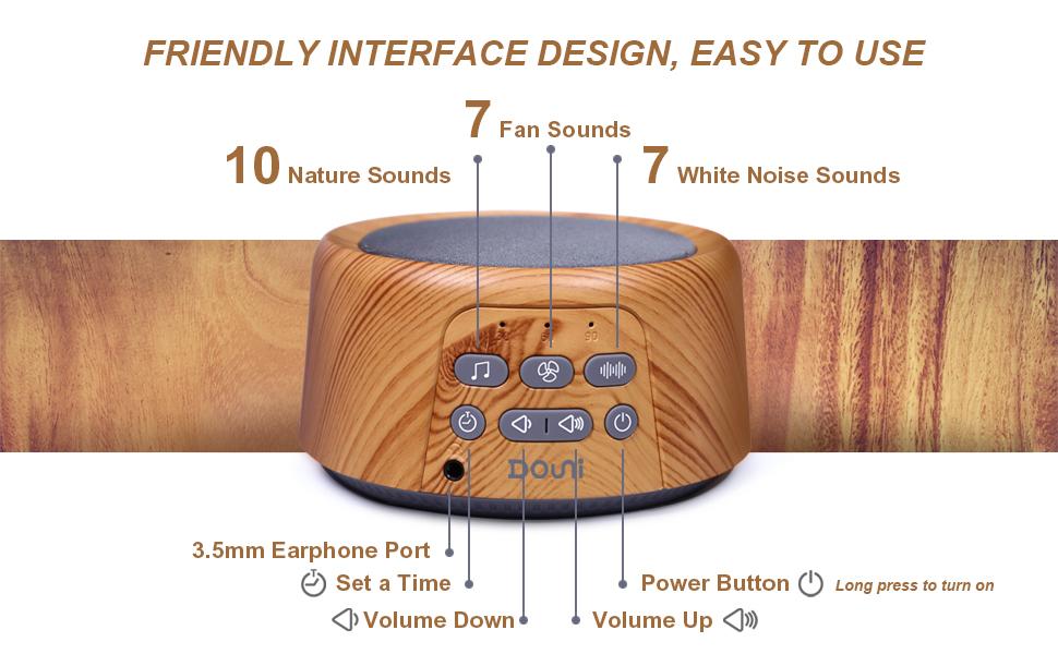 sleep therapy sound machine noise machine