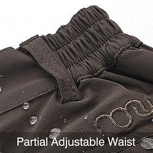 Nonwe Women's Outdoor Water-Resistant Quick Drying Lightweight Cargo Pants 15