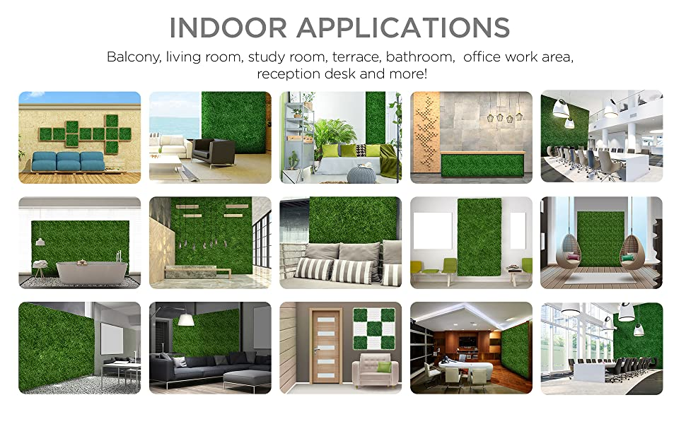 grass wall backdrop boxwood hedge wall panels