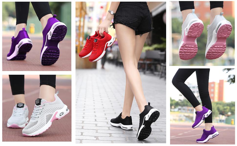 women casual fashion sneakers