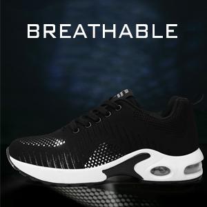 Breathable sneakers women