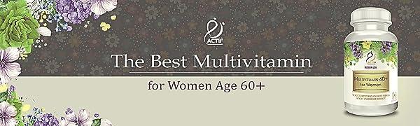 actif multivitamin women