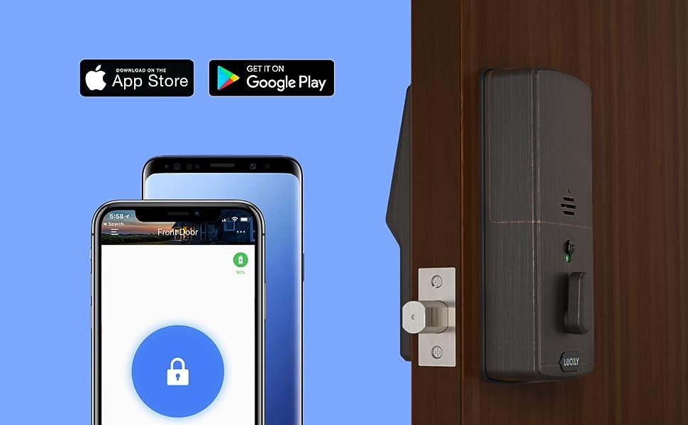 PGD728FVB Smart Lock