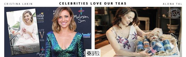 Secrets Of Tea Celebrities
