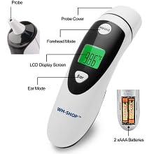 Termômetro de bebê