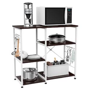 3- Tier Kitchen Standing Bakers Rack Utility