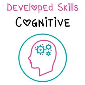 cognitive skills make it real girls toys tween