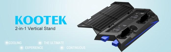 Kootek PS4 stand