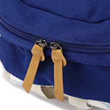 special designed comfortable zipper pullers