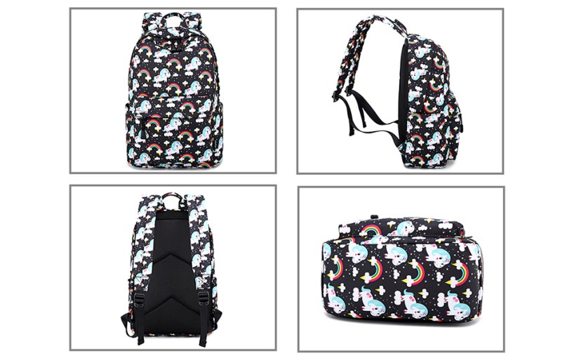 unicorn backpacks for girls