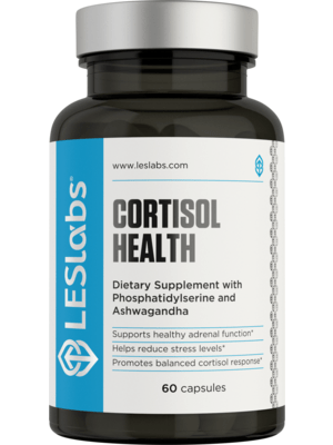 Adrenal Support, Reduce Cortisol, Reduce Stress